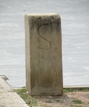 Reproduction of old stone